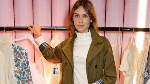 Why Alexa Chung shouldn't play around with M&S fortunes