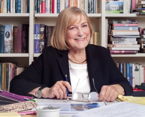 Feminist icon Shirley Conran on the maths gender gap
