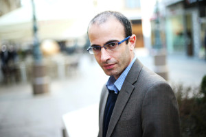 "Harari: Facebook is ""new government"" of western world"